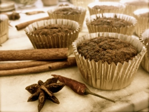 Chocolate, Cinnamon and Chilli Cup