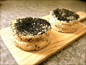 Mini Polish Cheesecakes with Poppyseed